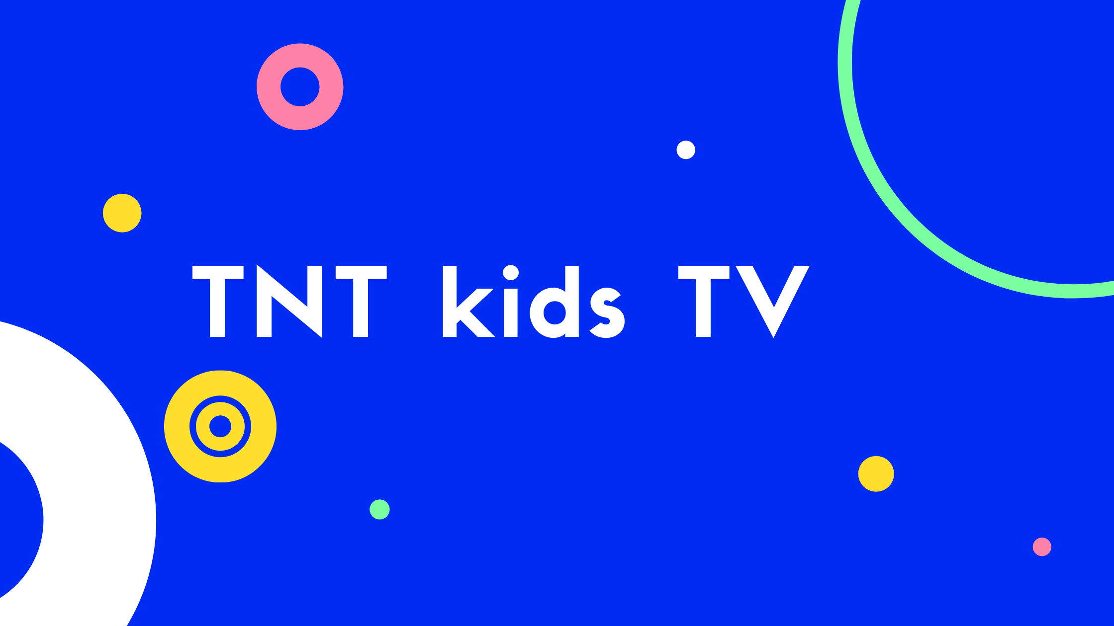 tnt kids tv